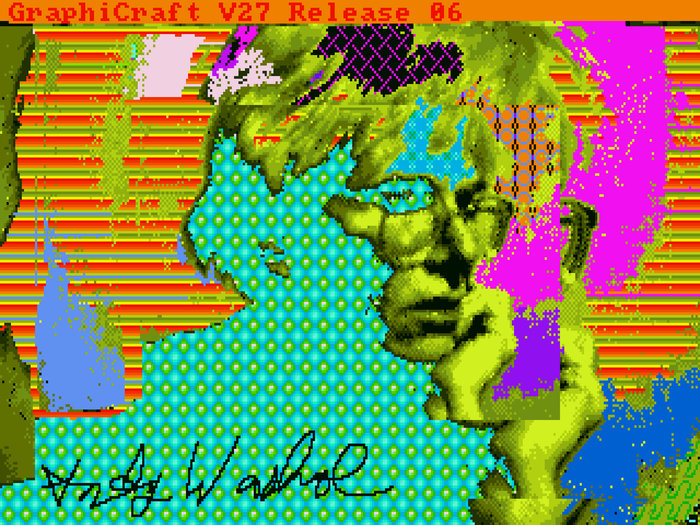 Documentary Premiere of Trapped: Andy Warhol's Amiga Experiments   Hillman Photography Initiative
