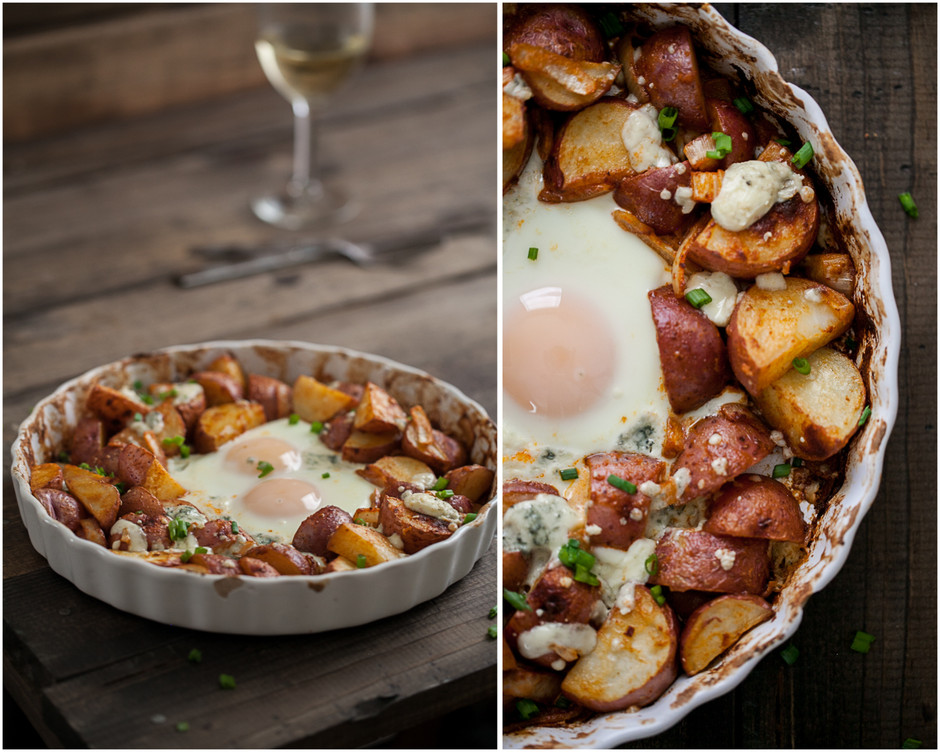 Smoked Paprika Red Potatoes and Egg Bake | Sumally (サマリー)