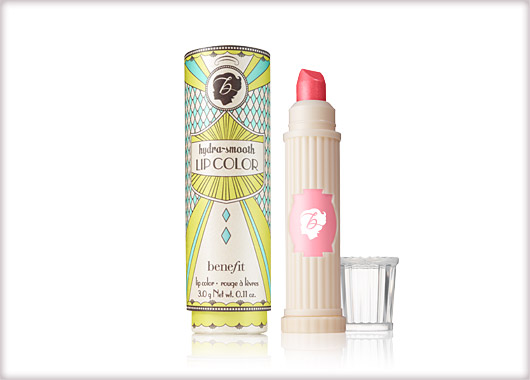 new! hydra-smooth lip color > Benefit Cosmetics
