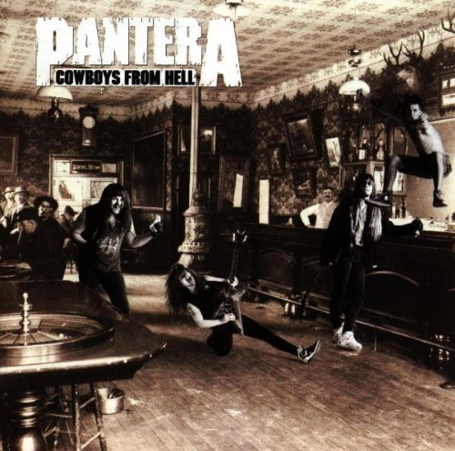 Amazon.co.jp: Cowboys From Hell: 音楽