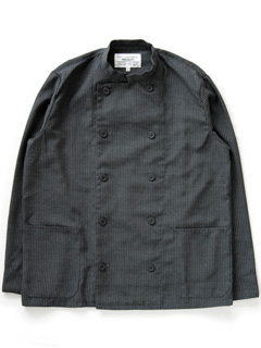 LOVE online store|MEN  Military Chefs Jacket