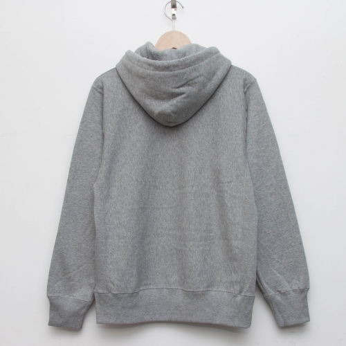 Basic Hoodie - Grey - cup and cone WEB STORE