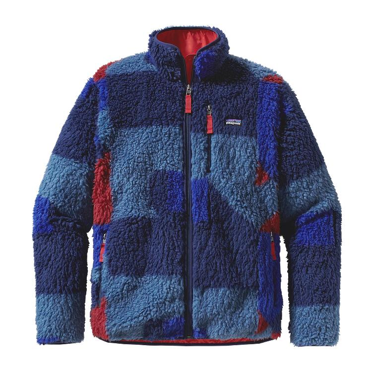 Patagonia Men's Classic Retro-X Windproof Fleece Cardigan