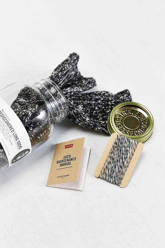 Levi's 48 Needle Sock Jar - Urban Outfitters