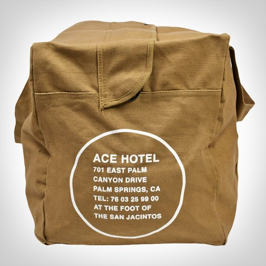 Ace Hotel Duffel Bag : Other Stuff : Ace Hotel Online Shop