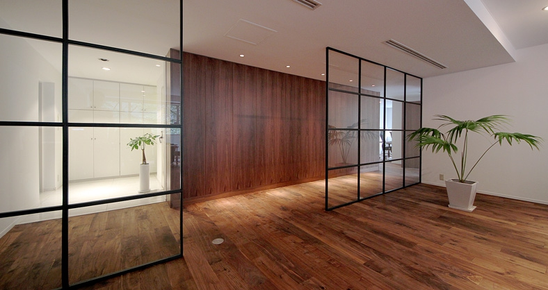 DAIKANYAMA-OFFICE│ROOM LIST│TATO DESIGN