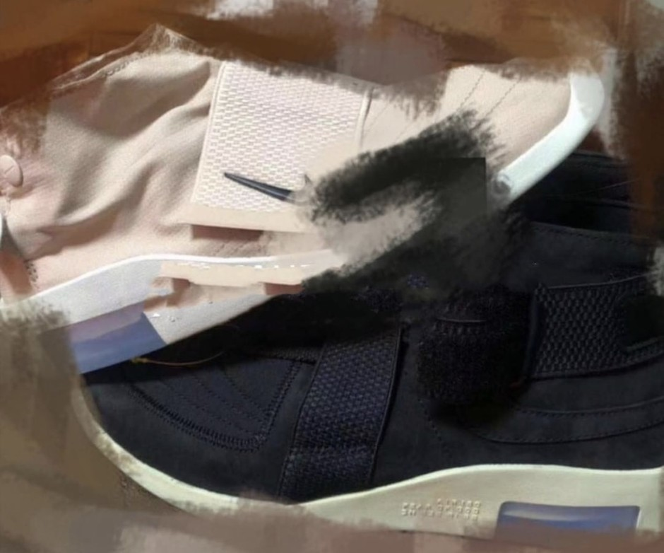 Nike Air Fear of God Moccasin Black Release Date - Sneaker Bar Detroit