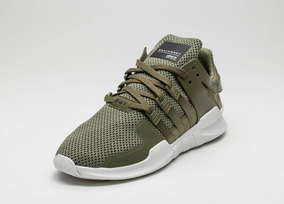 size 40 a5035 f921c adidas adidas Equipment Support ADV - Olive CargoOlive CargoRed