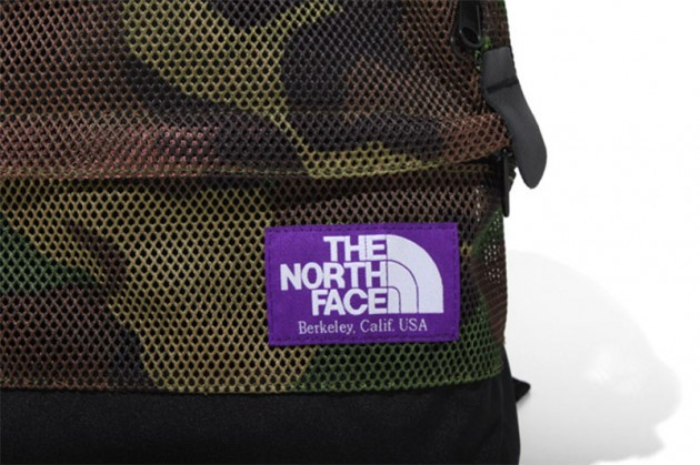 THE NORTH FACE PURPLE LABEL Spring/Summer 2013 Camouflage Mesh Collection • Highsnobiety