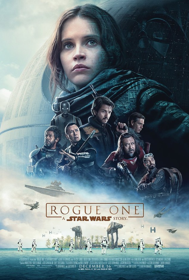 Rogue One—The Daring Mission Has Begun: Cast and Crew Announced | StarWars.com