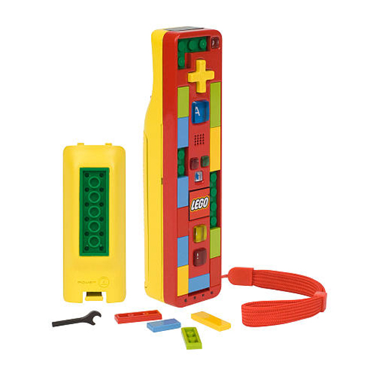 LEGO Play and Build Remote for Nintendo Wii | FreshnessMag.com