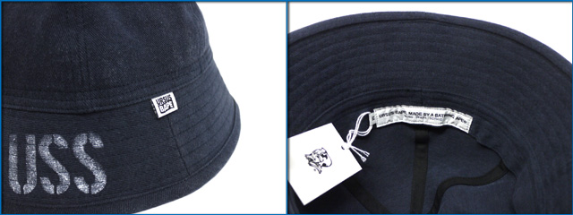 Rakuten: URSUS BAPE (アーサスベイプ) A BATHING APE (エイプ) (W)TAPS (double taps) SAILOR HAT [sailor hat ]NAVY/452-000123-047]- Shopping Japanese products from Japan