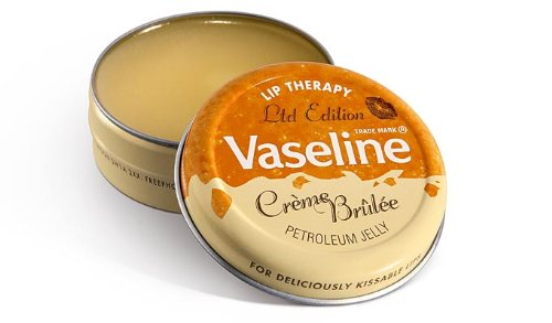 Limited Edition Vaseline Lip Therapy Creme Brulee 20g: Amazon.co.uk: Health & Beauty