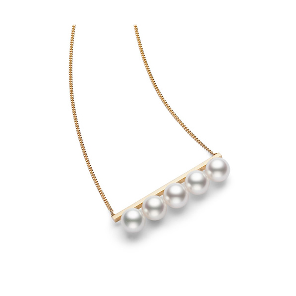 balance luxe Necklace PN-15144-YGK18 | luxe | balance | BEST SELECTIONS | TASAKI