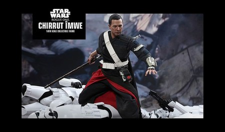Chirrut Imwe 1/6th scale Figure