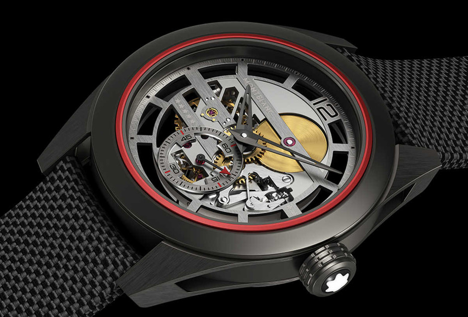 Montblanc Goes Ultra-light with the TimeWalker Pythagore Concept Watch - Freshness Mag
