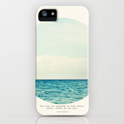 Salt Water Cure iPhone & iPod Case by Tina Crespo   Society6