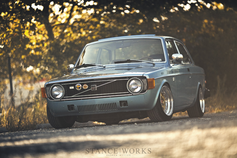 A Volvo Guy - Greg Keysar and his 1974 Volvo 142 GL - Stance Works