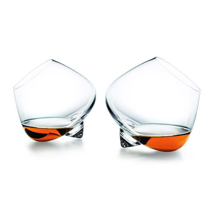 Cognac Glass 2-pcs - Rikke Hagen - Normann Copenhagen - RoyalDesign.com
