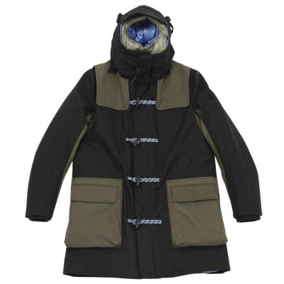 Moncler R Bowfell Jacket (Charcoal)