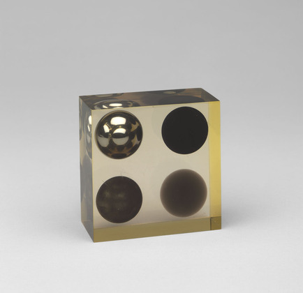 MoMA | The Collection | Enzo Mari. Object. 1962