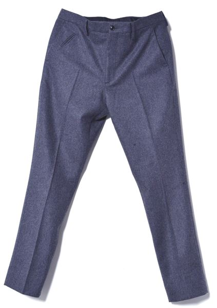 FLANNEL TROUSERS「DIVERSE」