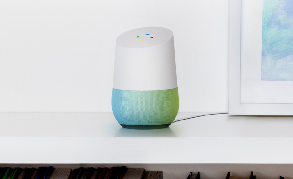 Google Home: a speaker to finally take on the Amazon Echo | The Verge