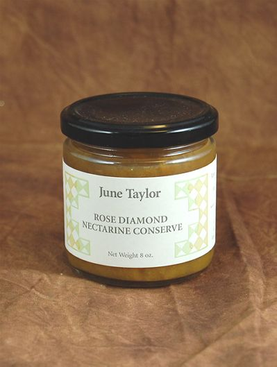 The Cheese Store of Beverly Hills: June Taylor Rose Diamond Nectarine Conserve