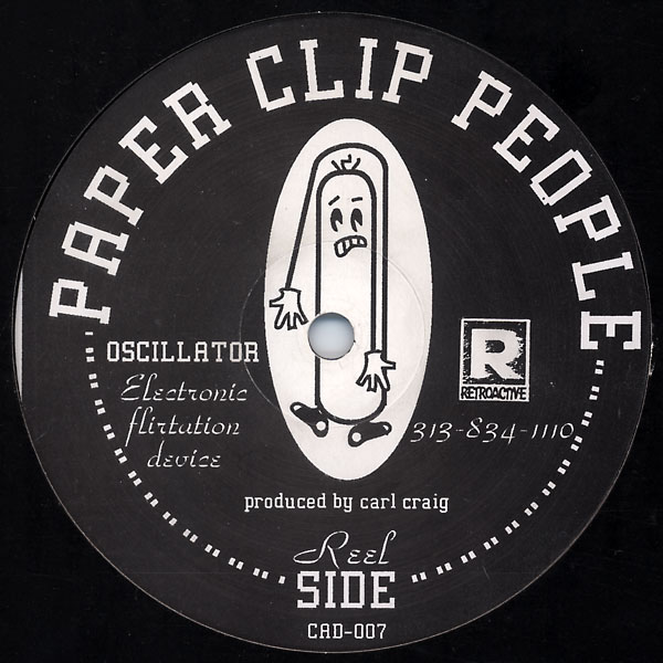 Images for Paperclip People - Oscillator (Electronic Flirtation Device)