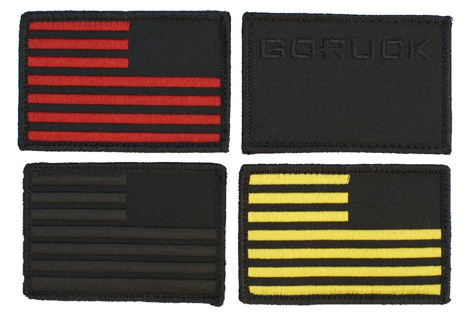 Patches | GORUCK