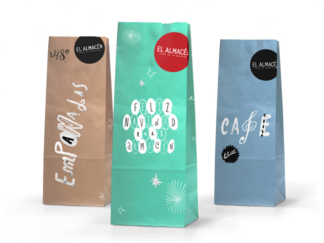 El Almacén | Packaging of the World: Creative Package Design Archive and Gallery