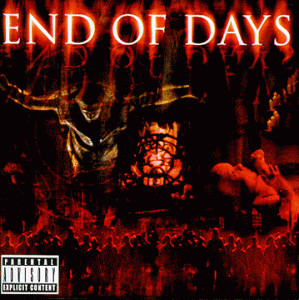 """End Of Days Soundtrack featuring Guns N' Roses song """"Oh My God"""""""