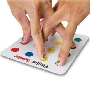 Finger Twister Game - Funny - Toys & Hobbies ::INFPASS | Keep.com