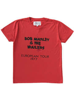 LOVE online store|MEN | PEEL&LIFT  Eeropean Tour Tee (red)
