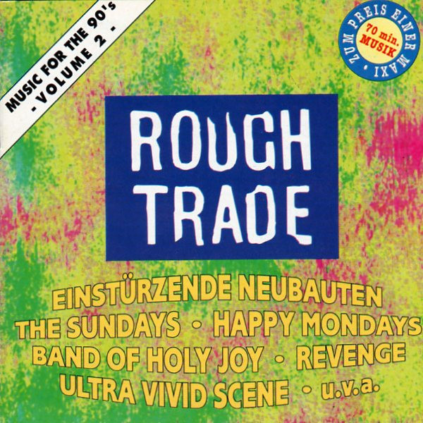 Various - Rough Trade - Music For The 90's • Volume 2 at Discogs