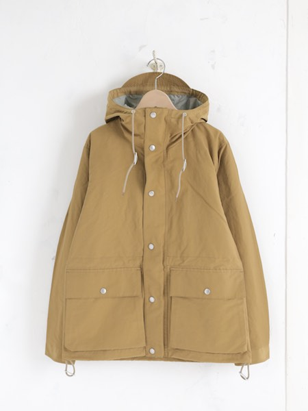 ENDS and MEANS エンズアンドミーンズ / Sanpo Jacket ベージュ