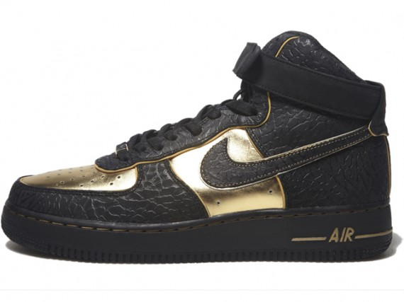 Nike x NITRO MICROPHONE UNDERGROUND ? Air Force 1 Hi Premium | Available Now | FreshnessMag.com