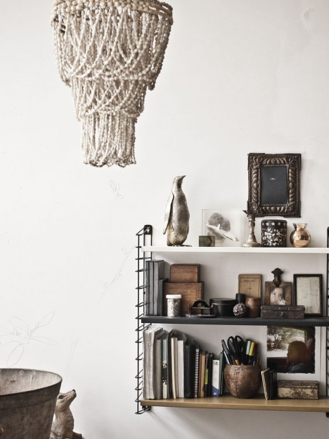 Muriel Bardinet's home in Brussels » COCO LAPINE DESIGN