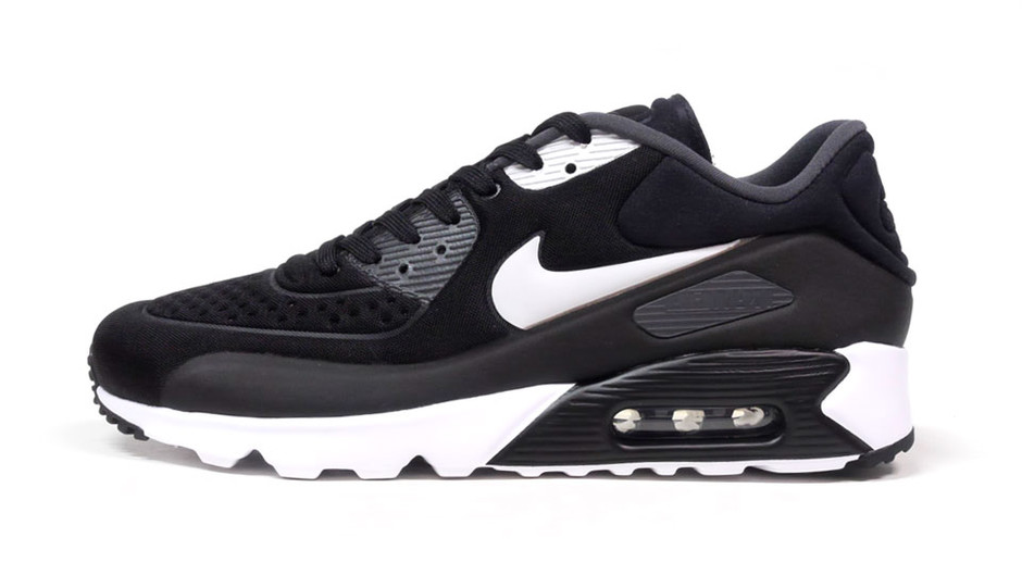 "AIR MAX 90 ULTRA SE ""LIMITED EDITION for ICONS"" BLK/WHT ナイキ NIKE 