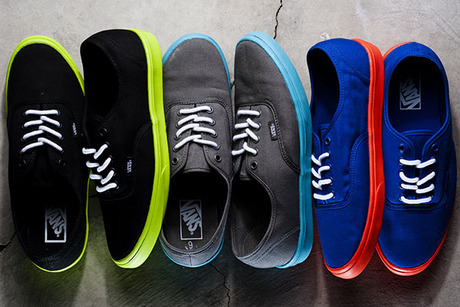 VANS Authentic Lite - Spring/Summer 2012 | FreshnessMag.com