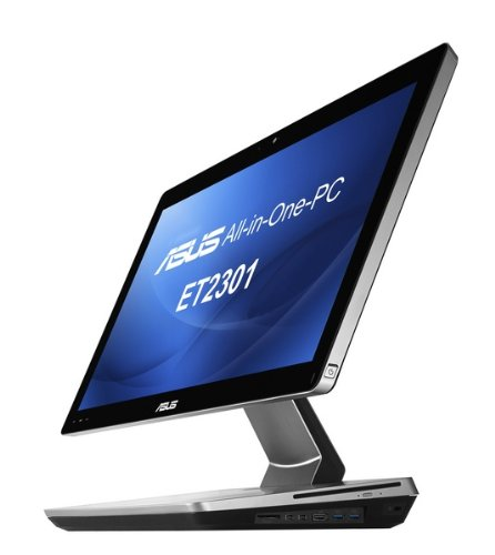 Amazon.co.jp: ASUS All-in-One PC ( Win8 64bit Touch / i7 4770S / 16G / 2T / BT4.0 / ワイヤレス キーボード マウス 付属 ) ET2301INTH-B013K: パソコン・周辺機器