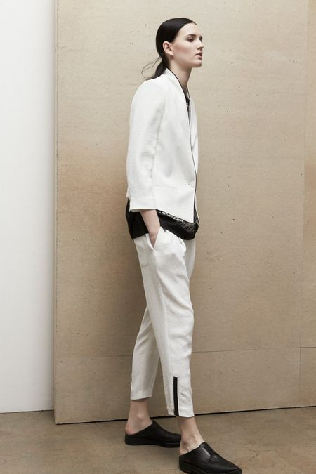 Helmut Lang | Pre-Fall 2014 | lookbook 2013-2014 | Pinterest
