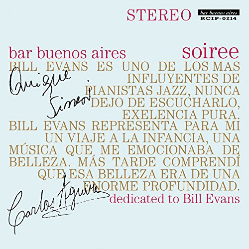 Amazon.co.jp: V.A : bar buenos aires soiree – dedicated to Bill Evans - 音楽