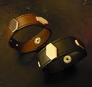 SEDITIONARIES JHONNY HEX WRISTBAND