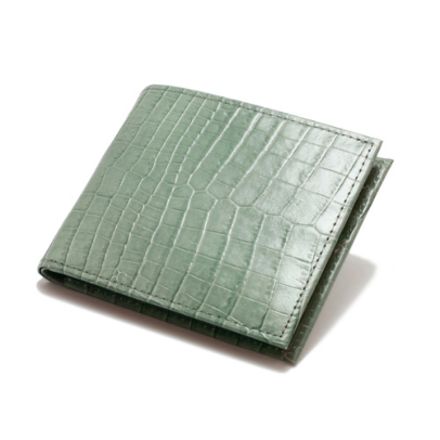 'sensitive' MEDIUM WALLET -ICE GRAY (Croco Emboss)- 'sensitive'通販 | JAM HOME MADE(ジャムホームメイド)公式通販
