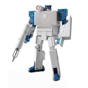 Amazon.co.jp: TRANSFORMERS MUSIC LABEL SOUNDWAVE playing audio player (ソニックホワイト): おもちゃ