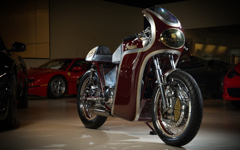 Analog MC Continental Scout - the Bike Shed