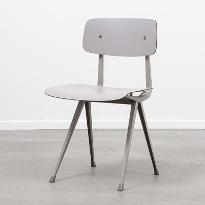 Result Dinner Chair by Friso Kramer and Wim Rietveld for Ahrend de Cirkel   #42297