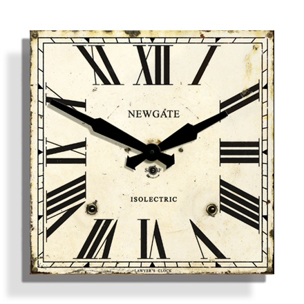 Newgate Clocks - The Official Store - Lawyer's Clock