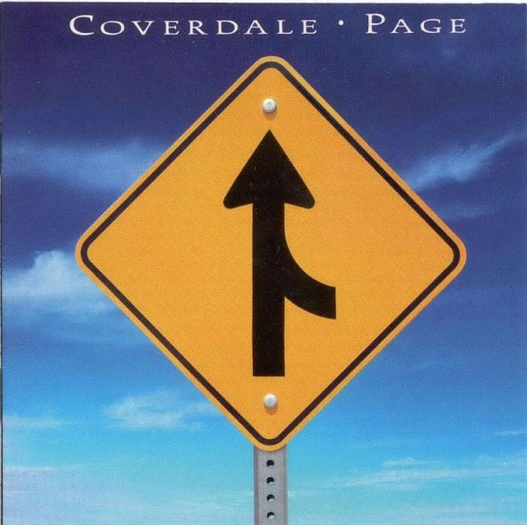 Coverdale • Page* - Coverdale • Page (CD, Album) at Discogs